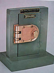 Segal Lock History